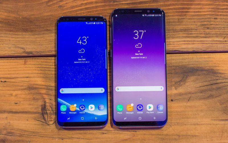 Galaxy UNPACKED.  Հետաքրքիր փաստեր նոր Galaxy S8/S8 Plus-ի մասին