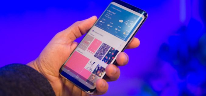 Samsung-ը պաշտոնապես ներկայացրել է Galaxy S8/S8+ սմարթֆոնները