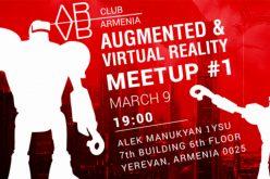 Համագործակցության նոր հարթակ Հայաստանում AR / VR տեխնոլոգիաներով զբաղվողների համար