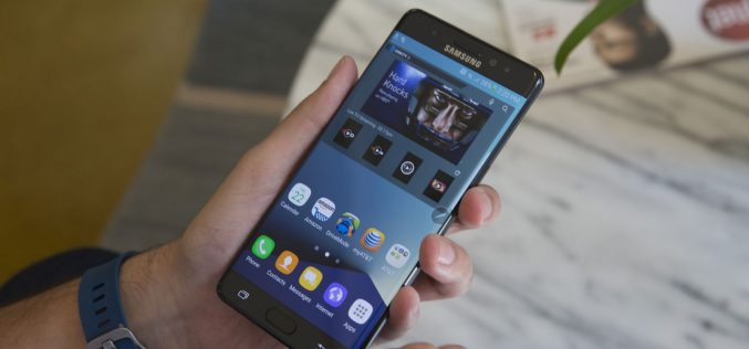 Samsung Galaxy Note 7-ը վերադառնում է շուկա