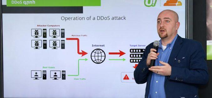 Երևանում տեղակայվել է Cloudflare տվյալների նոր շտեմարանը՝ Ucom-ի նախաձեռնությամբ