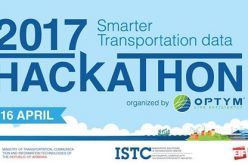 Smarter Transportation Data Hackathon-ի գրանցման վերջնաժամկետը ապրիլի 12-ն է