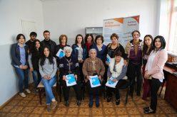 «Ռոստելեկոմի» նախագծի շրջանակներում Ալավերդիում մեկնարկեցին տարեց բնակիչների համար նախատեսված հատուկ համակարգչային դասընթացները