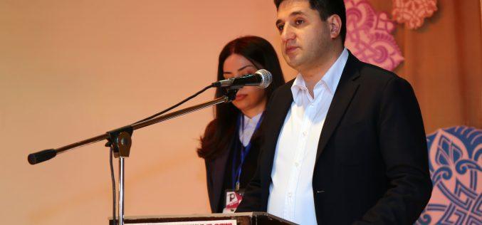 Ucom-ը 100% կրթաթոշակի հավաստագիր է տրամադրել Շիրակացու ճեմարանի սանին