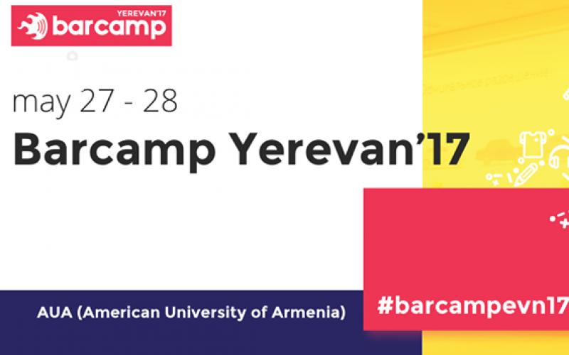 Այսօր մեկնարկել է ԲարՔեմփ Երևան 2017 (չ)կոնֆերանսը