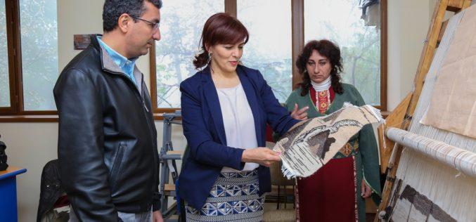 «Ռոստելեկոմն» իրագործեց  Գորիսում համայնքի զարգացման և նոր աշխատատեղերի ստեղծման նախագիծը