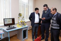 Ucom-ի տնօրենն այցելել է սահմանամերձ Ոսկեպարի «Արմաթ» ինժեներական լաբորատորիա