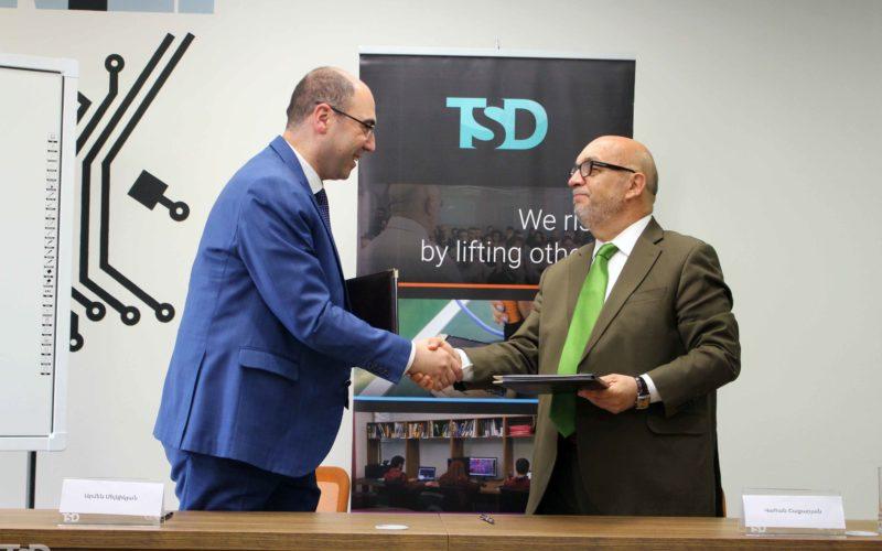 TSD-ն և Հայաստանի Վերականգնվող Էներգետիկայի և Էներգախնայողության Հիմնադրամը կհամագործակցեն