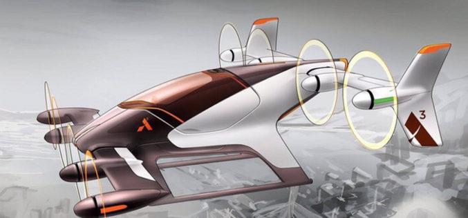 AirBus-ը ցույց է տվել իր անօդաչու թռչող տաքսիի՝ Vahana-ի աշխատանքը (տեսանյութ)
