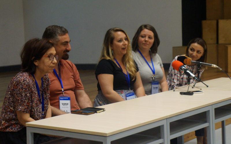 «Քոլլաբ» հանդիպում. 19 լեզվով Վիքի-բովանդակություն ստեղծողները Հայաստանում կիսվում են փորձով