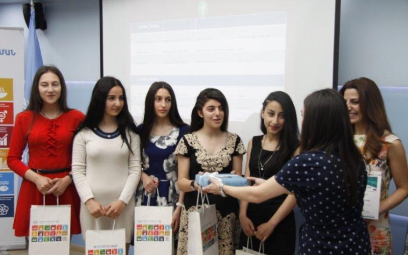 Հայ աշակերտուհիները հաղթել են Technovation 2017 միջազգային մրցույթում