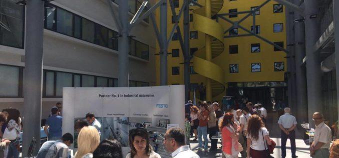Ինժեներական համաժողով-ցուցահանդեսը ներգրավել է ավելի քան 250 մասնակիցների