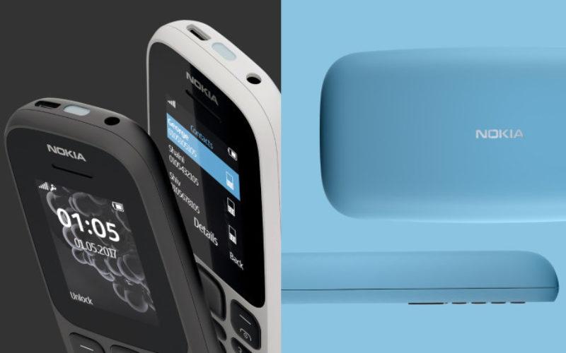 Nokia-ն պաշտոնապես ներկայացրել է թարմացված 105 և 130 մոդելները