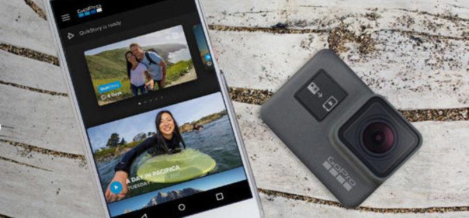 GoPro-ի հավելվածը ինքնուրույն կստեղծի Story-ներ Instagram-ի համար