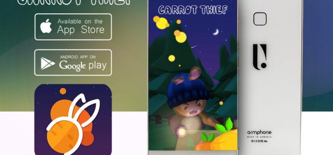 Viking sail և Carrot Thief. Նոր խաղեր TSD ընկերությունից