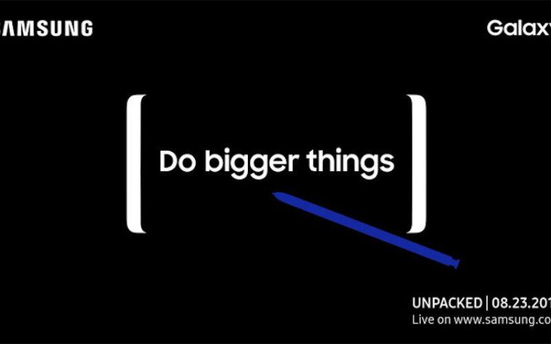 Համացանցում են հայտնվել Galaxy Note 8-ի նկարները