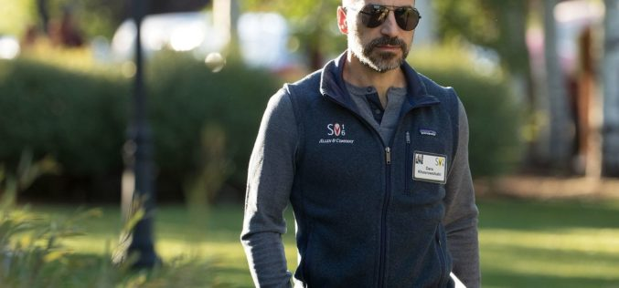 Uber-ը գլխավոր տնօրենի նոր թեկնածու ունի