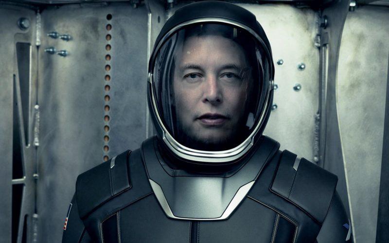 Էլոն Մասկը ցուցադրել է SpaceX-ում ստեղծված սկաֆանդրի նկարը