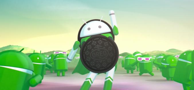 Google-ը ներկայացրել է Android8.0 Oreo-ի վերջնական տարբերակը