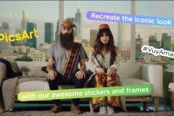 PicsArt-ն ու Սիրուշոն ստեղծել են սթիքերների նոր փաթեթ