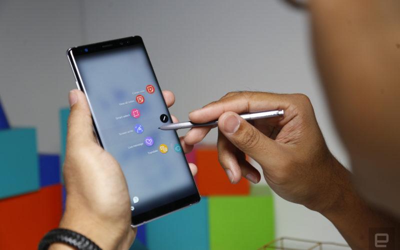 Galaxy UNPACKED. Samsung-ը պաշտոնապես ներկայացրել է Galaxy Note 8-ը