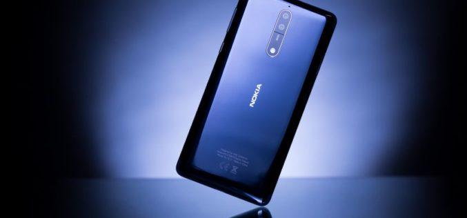 Nokia-ն պաշտոնապես ներկայացրել է Nokia 8 սմարթֆոնը՝ Android համակարգով