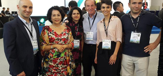 Հայաստանյան պատվիրակությունը մասնակցում է Թայվանում ընթացող  ՏՏ համաշխարհային համաժողովին