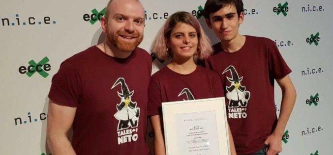 Թումոցիների ստեղծած հակակոռուպցիոն խաղը եվրոպականNICE մրցույթում արժանացել է մրցանակի