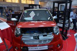 DigiTec expo 2017. Հայաստանում հավաքված էլեկտրամեքենա