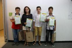 Discovery Science-ը և Ucom ընկերությունն ամփոփեցին երիտասարդ գիտնականների և նորարարների մրցույթի արդյունքները