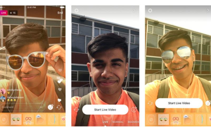 Instagram-ը ներմուծում է նոր գործառույթ ուղիղ հեռարձակումների համար