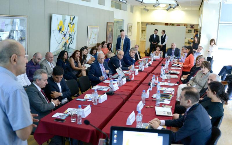 ԱՄՆ կոնգրեսականներին ներկայացվել են Հայաստանի ՏՏ ոլորտի ձեռքբերումները
