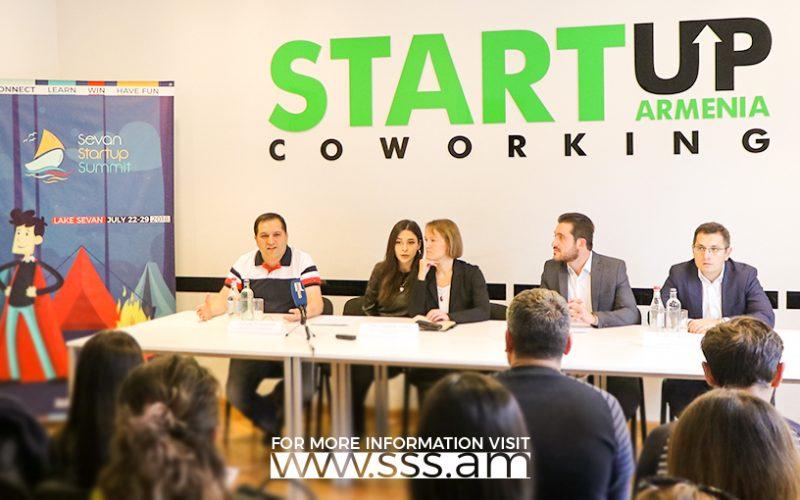 Seaside Startup Summit 2018-ի աշխատանքների մեկնարկը տրված է