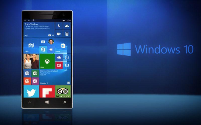Windows 10 Mobile-ն այլևս չի թարմանա