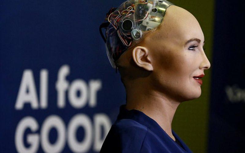 Աշխարհում առաջին անգամ ռոբոտը քաղաքացիություն է ստացել