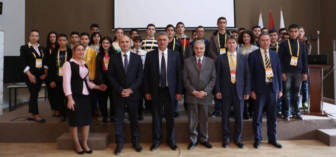 Գյումրու տեխնոլոգիական կենտրոնում պաշտոնապես բացվել է Yandex դպրոցը