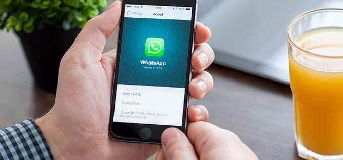 Ինչպե՞ս WhatsApp-ով իրական ժամանակում կիսվել գտնվելու վայրով