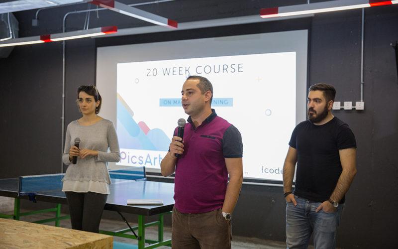 Հայաստանում մեքենայական ուսուցման մասնագետներ ենպատրաստվել՝ PicsArt-ի, BetConstruct-ի և Ucom-ի նախաձեռնությամբ