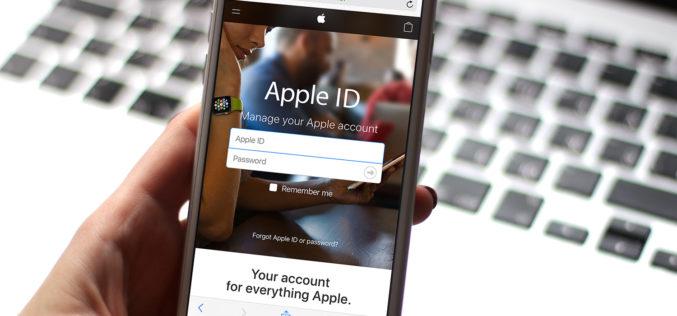 Հաքերները կարող են կեղծել Apple ID-ի մուտքի պատուհանը