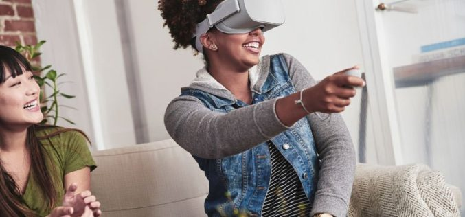 Oculus-ը ներկայացրել է նոր VR ակնոց