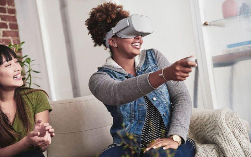 Վիրտուալ իրականության նոր սաղավարտ Oculus-ից