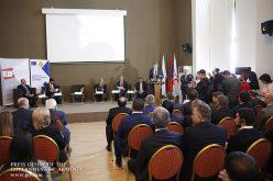 Գյումրիում մեկնարկել է «Մարզերի հզորացումը բարձր տեխնոլոգիաների խթանմամբ» երկօրյա համաժողովը