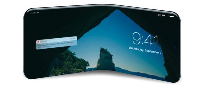Apple-ը ճկվող դիսփլեյով սմարթֆոն կթողարկի
