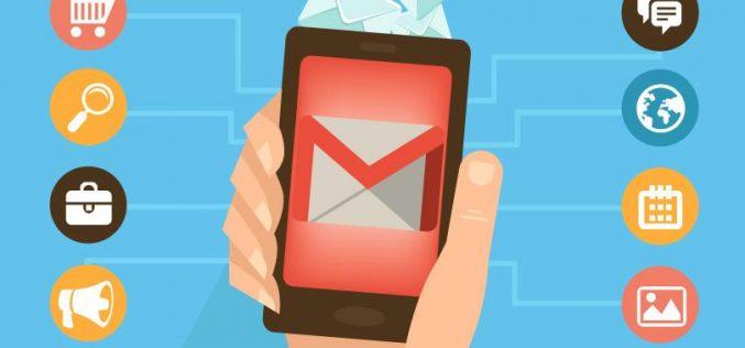 Փոքրիկ խորամանկություն Gmail-ով աշխատանքում