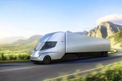 Tesla-ն ներկայացրել է Էլեկտրական շարժիչով Tesla Semi բեռնատարը, որը կտեղափոխի 36,2 տոննա բեռ
