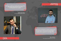 Հայաստանի զարգացման հիմնադրամը կհամագործակցի Joomag-ի հետ