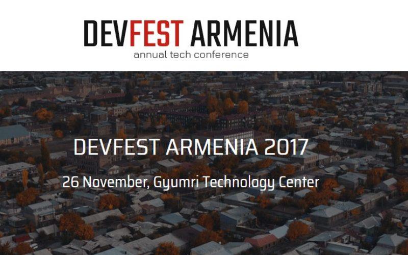 DevFest Armenia 2017. Google-ի գլխավոր ՏՏ միջոցառումն ընդունում է մասնակցության հայտեր