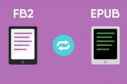 Էլեկտրոնային գրքերի ֆորմատները փոխող 3 անվճար կայք