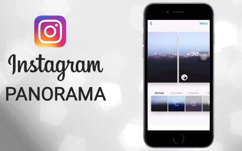 Ինչպե՞ս Instagram-ում հրապարակել պանորամային նկար