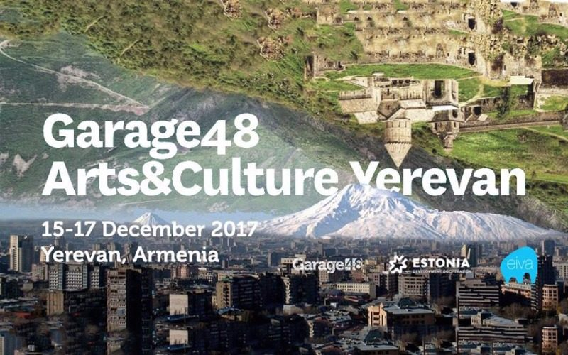 Երևանում 1–ին անգամ կանցկացվի արվեստի և մշակույթի ոլորտի հեքըթոն